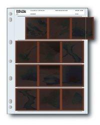 120タイプネガケース/横3カット4段/25枚入り (6x6)